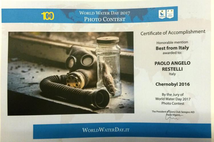World Water Day 2017 – Award
