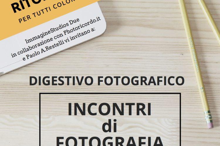 INCONTRI DI FOTOGRAFIA GRATUITI